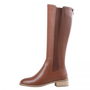 1st Avenue Leather Knee High Boots