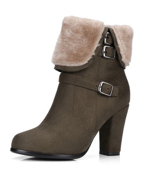 Chrystie - Sexy Fashion Women's Ankle Boots