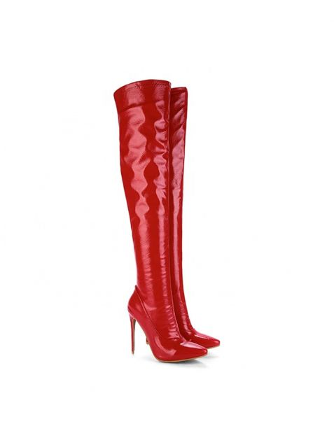 Central 22nd - Winter Fashion Knee High Women's Boots
