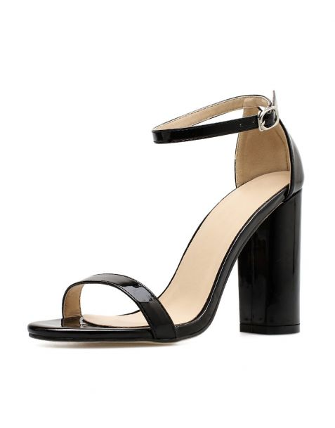 Largo Damiano Chiesa - Ankle Strap High Heels Sandals