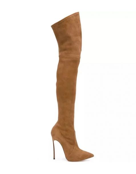 Nuager - Sexy Women's Knee High Boots