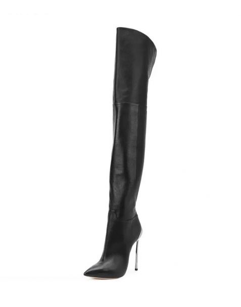 Grand Collection -Sexy Fashion Knee High Women's Boots