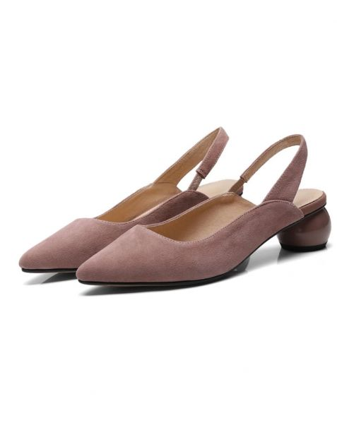 La Junta - Slingback High Heels Pumps