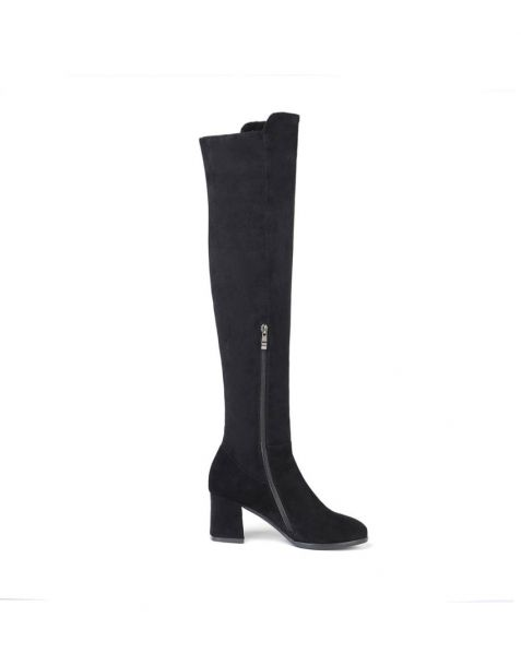 Chaussettes - Fashion Knee High Women's Boots