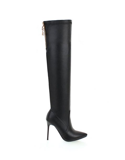 Federal Avenue - Sexy Fashion Knee High Women's Boots