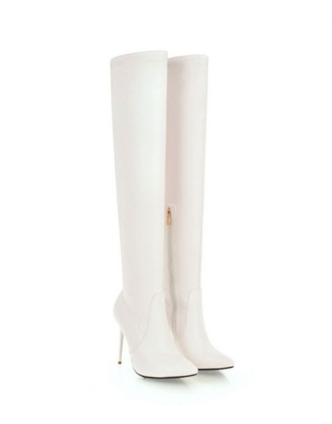 Fashion Boulevard - Sexy Fashion Knee High Women's Boots