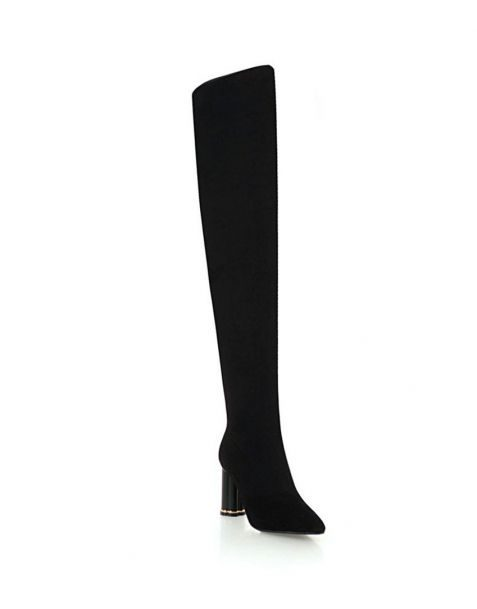 East End Boulevard - Sexy Fashion Knee High Women's Boots
