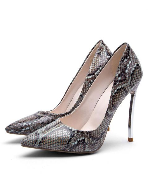 Tombstone - Fashion Stilettos High Heels Pumps