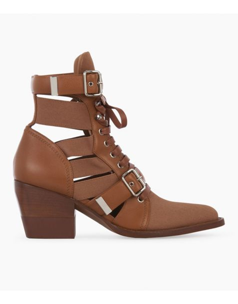 Deborah - Leather Sexy Fashion Women's Ankle Boots