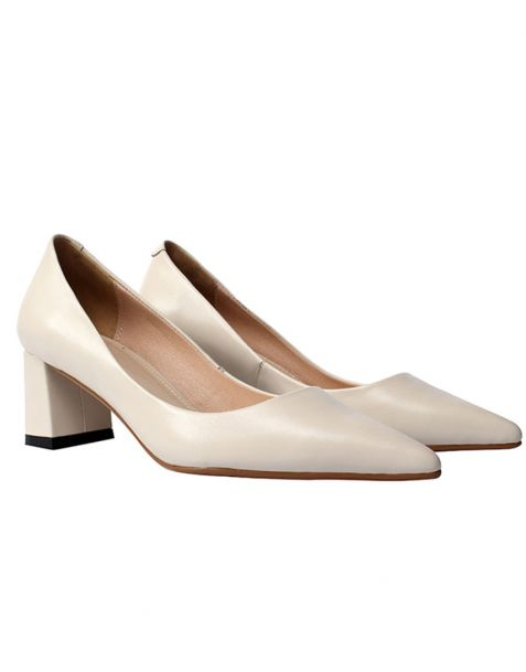 Glendale- Leather Fashion High Heels Pumps