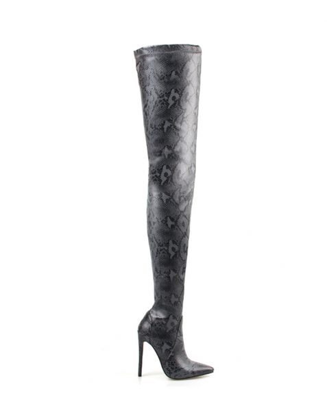 Evian - Sexy Fashion Knee High Women's Boots