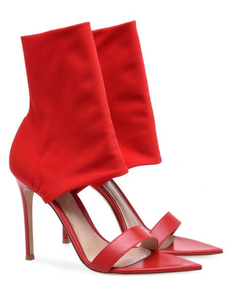 Mattoon - Stilettos Ankle Strap High Heels Sandals