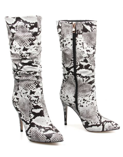 Colonel Collection - Sexy Fashion Calf Length Boots