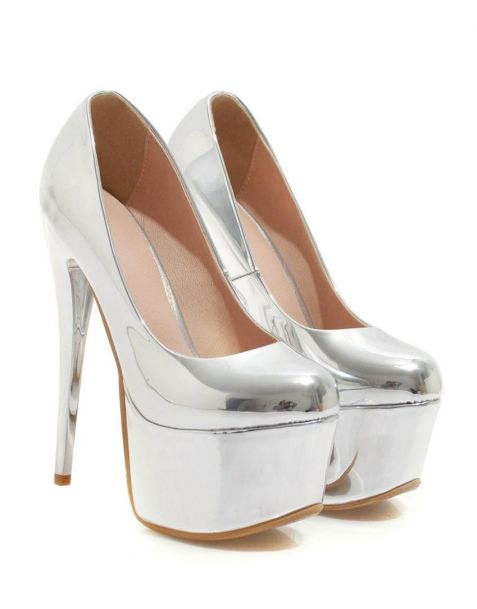 Antioch Platform Pumps High Heels Sandals