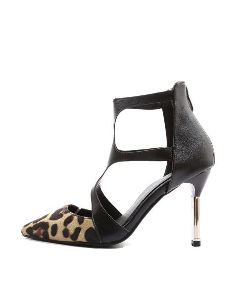 Chester - Pumps Ankle Strap High Heels Sandals