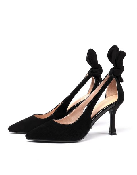 Hester - Slingback High Heels Pumps