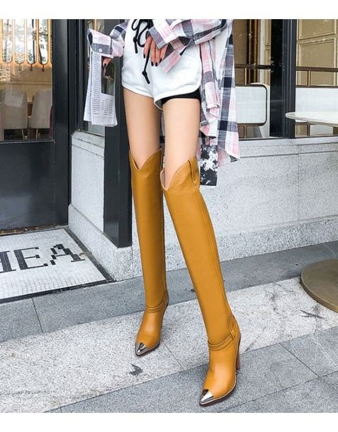 Howard Boulevard - Fashion Sexy Knee High Boots