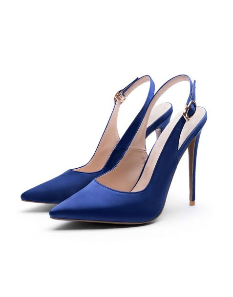 Gunnison - Slingback Stilettos High Heels Pumps