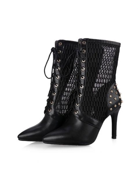 Harrison Avenue - Sexy Fashion Women's Ankle Boots