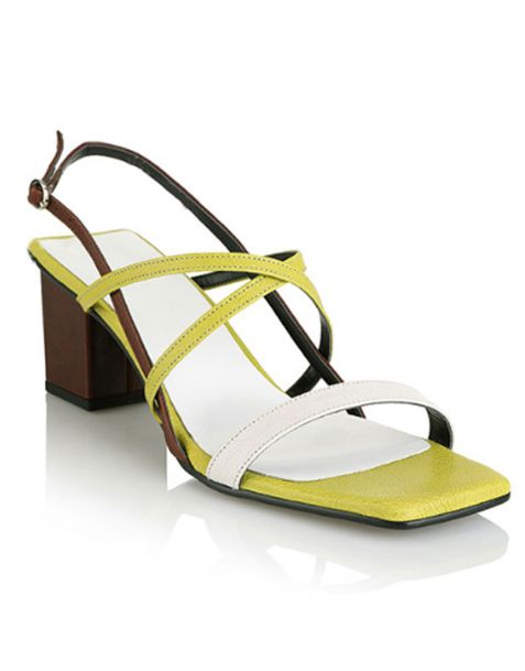 Clinton - Fashion Women's Low Heels Sandals