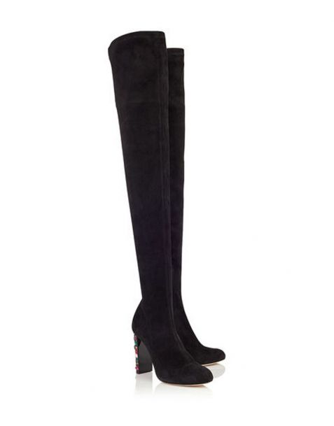 Fort Washington Boulevard - Sexy Fashion Knee High Women's Boots