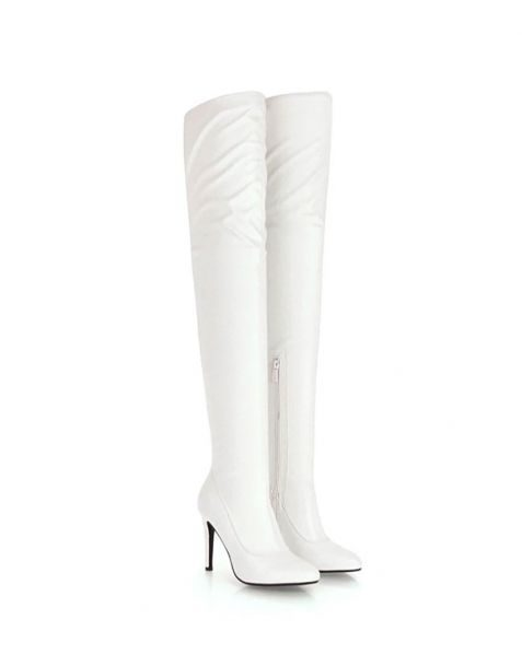 Frankfort Collection - Sexy Fashion Knee High Women's Boots