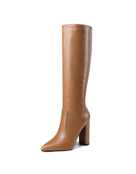 Avery - Sexy Fashion Women's Knee High Boots