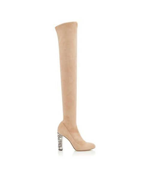 Clemin - Leather Sexy Fashion Knee High Women's Winter Boots