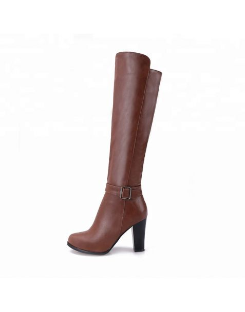 Charie - Sexy Fashion Knee High Women's Winter Boots