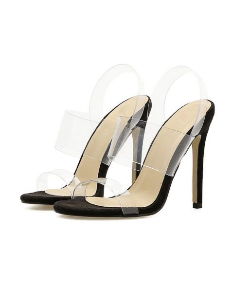 Hutchinson - Stilettos Ankle Strap High Heels Sandals