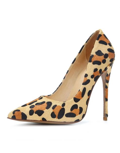 Atmore Leopard Pumps Stilettos High Heels