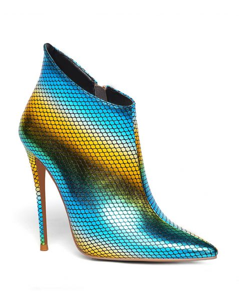 Largo Palermo- Colorful Sexy Fashion Women's Ankle Boots