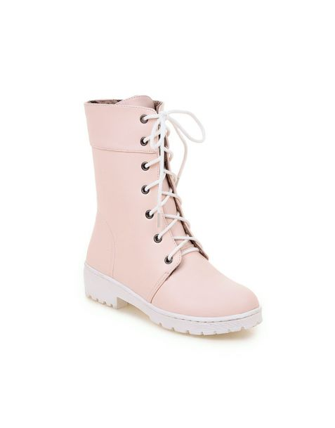Colonel - Leather Fashion Women's Winter Boots
