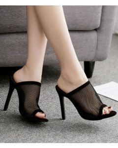 Comfort Road - Fashion Stilettos High Heels Sandals
