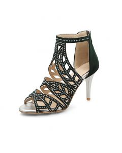 Charron - Sexy Fashion Ankle Strap High Heels Sandals