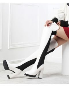 Cardinal Hayes - Sexy Fashion Women's Knee High Boots