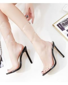 Descartes - Fashion Stilettos Ankle Strap High Heels Sandals