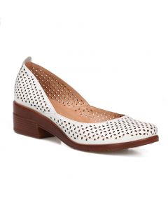 Huntington Beach - Leather Fashion Women's Flats
