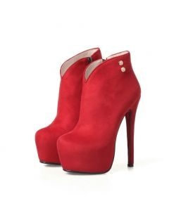 Californie 2 - Sexy Fashion Platform Women's Ankle Boots