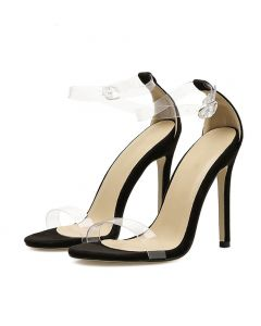 Garden City - Stilettos Ankle Strap High Heels Sandals