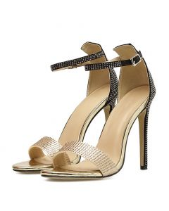 Fort Scott - Stilettos Ankle Strap High Heels Sandals