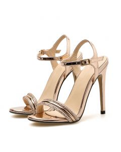 Madison - Stilettos Ankle Strap High Heels Sandals