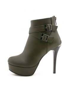 Fort Charles Boulevard - Sexy Fashion Platform Women's Ankle Boots