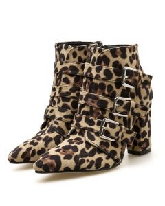Dutch Collection - Sexy Fashion Women's Ankle Boots