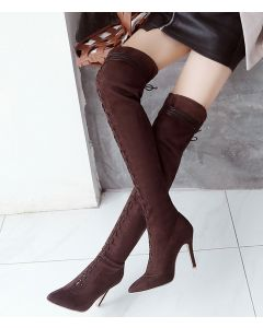 Remarquable - Sexy Fashion Knee High Women's Boots