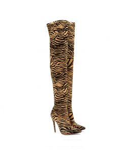 Etoile - Sexy Fashion Knee High Women's Boots