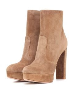 Dutch Avenue - Apricot Sexy Fashion Women's Ankle Boots