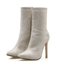 Oui - Sexy Fashion Women's Ankle Boots
