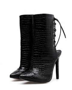 Carlene - Fashion Stilettos Women's Ankle Boots