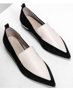 Suzanne - Leather Fashion Women's Loafers